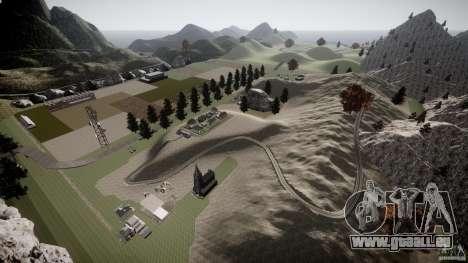 Liberty Green pour GTA 4 troisième écran