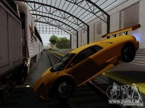Crazy Trains MOD pour GTA San Andreas cinquième écran