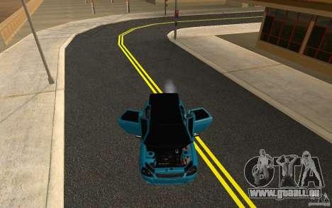 LADA 2170 Pensa tuning für GTA San Andreas Seitenansicht