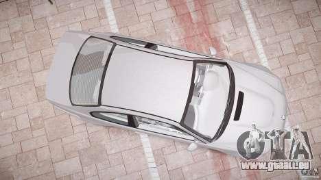 BMW M3 e46 v1.1 pour GTA 4 vue de dessus