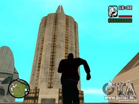 Haus 5 Kadetten aus dem Spiel Star Wars für GTA San Andreas siebten Screenshot