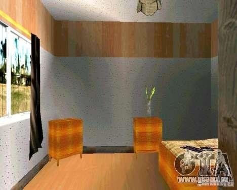 Neue Startseite CJ v2. 0 für GTA San Andreas sechsten Screenshot