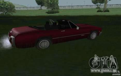 HD étalon de GTA3 pour GTA San Andreas laissé vue