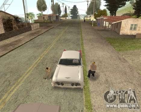 More Hostile Gangs 1.0 für GTA San Andreas her Screenshot