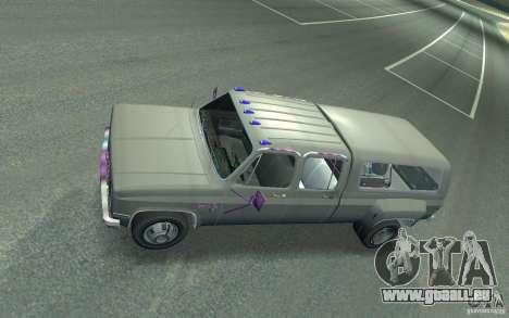 Chevrolet Silverado pour GTA 4