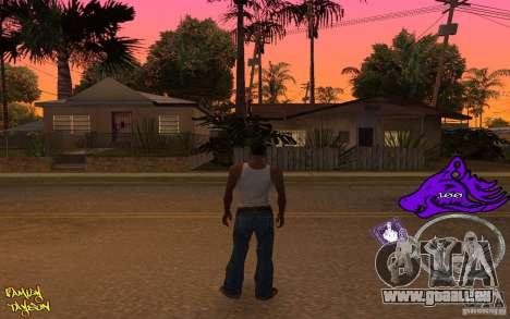 C-HUD by Roodney für GTA San Andreas zweiten Screenshot