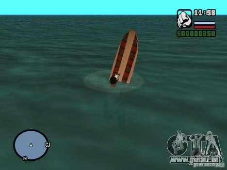 Cerf pour GTA San Andreas sixième écran