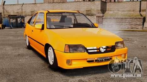 Opel Kadett GL 1.8 1996 pour GTA 4