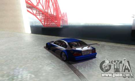 iPrend ENBSeries v1.1 BETA für GTA San Andreas her Screenshot