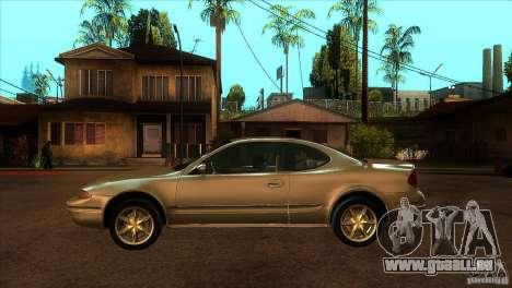 Oldsmobile Alero 2003 für GTA San Andreas linke Ansicht