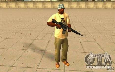 U.S.A.F. Cargo für GTA San Andreas fünften Screenshot
