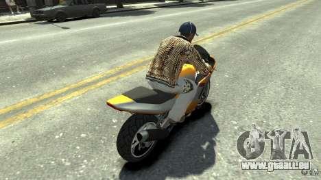 White clothes pack für GTA 4 weiter Screenshot