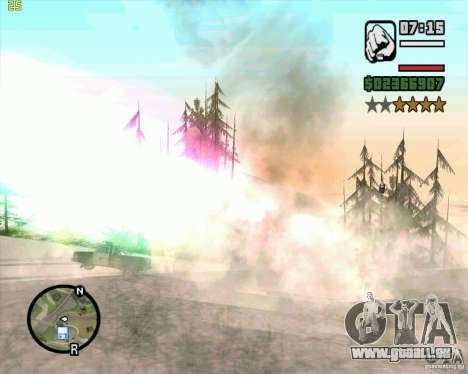 Masterspark für GTA San Andreas sechsten Screenshot