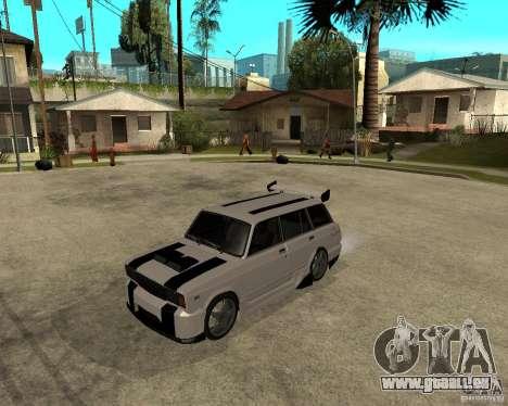 VAZ 2104 schwer Tuning für GTA San Andreas