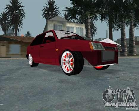 VAZ 2109 Drift für GTA San Andreas