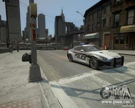iCEnhancer 2.0 pour GTA 4 septième écran