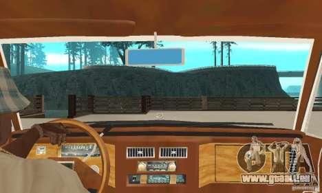 Cadillac Coupe DeVille 1985 für GTA San Andreas rechten Ansicht