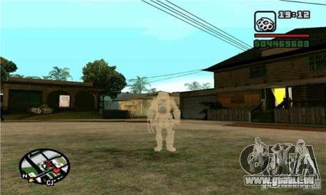 Effects of Predator v 1.0 für GTA San Andreas dritten Screenshot