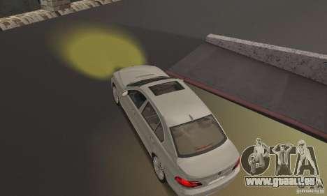 Phares jaunes pour GTA San Andreas