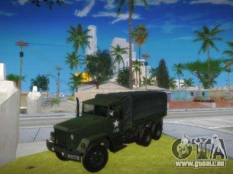 AM General M35A2 pour GTA San Andreas