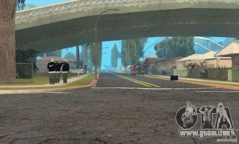 Grove Street für GTA San Andreas dritten Screenshot