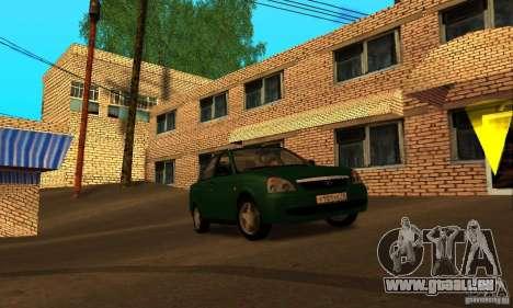 Russische Haus Textur für GTA San Andreas zweiten Screenshot