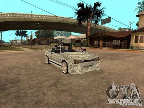 VAZ 2108 Cabriolet für GTA San Andreas