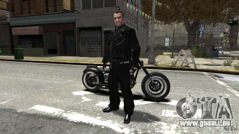 Metal Clothes FULL Pack v1 pour GTA 4
