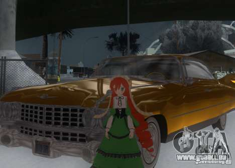 Anime Characters für GTA San Andreas