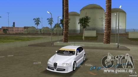 Alfa Romeo 147 pour GTA Vice City