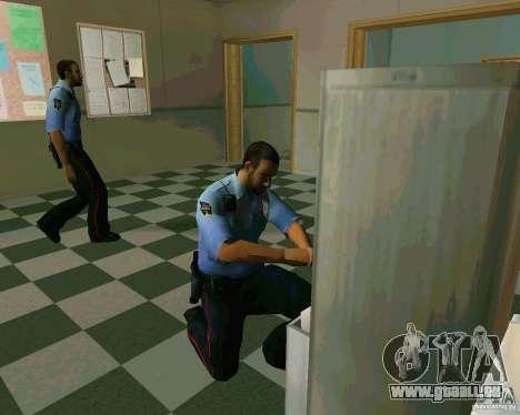 Azeri Polis für GTA San Andreas zweiten Screenshot