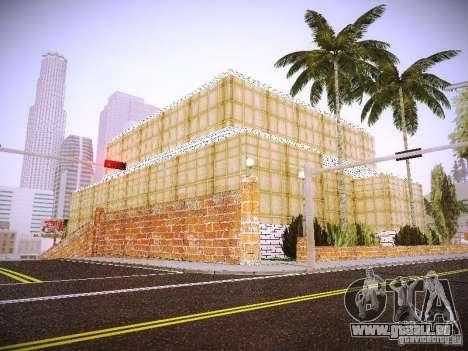 Le nouvel hôpital de Los Santos pour GTA San Andreas huitième écran