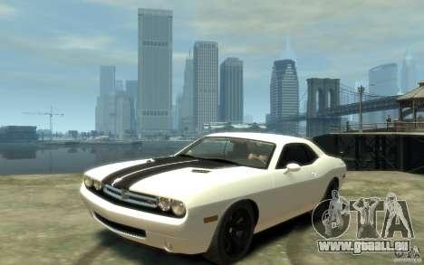 Dodge Challenger Concept für GTA 4