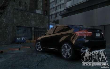 BMW X6 für GTA 4 linke Ansicht