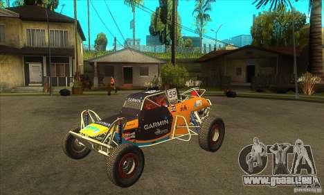 Dirt 3 Stadium Buggy für GTA San Andreas