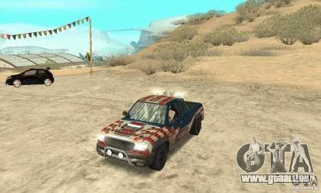 Nevada v1.0 FlatOut 2 für GTA San Andreas