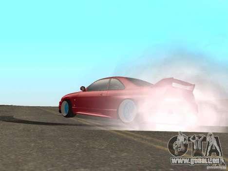 Nouvelle eau de textures et de fumée pour GTA San Andreas quatrième écran