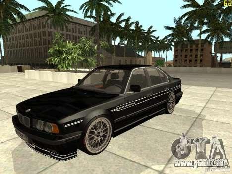 BMW E34 Alpina B10 Bi-Turbo pour GTA San Andreas