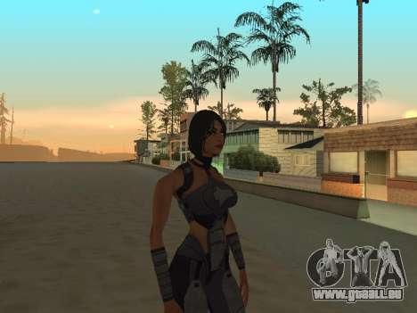 Archlight Deadpool The Game für GTA San Andreas zweiten Screenshot