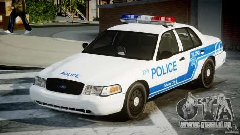 Ford Crown Victoria CVPI-V4.4M [ELS] für GTA 4