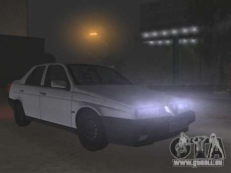 Alfa Romeo 155 Entry 1992 für GTA Vice City
