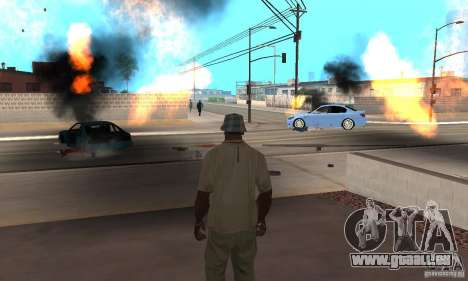 Hot adrenaline effects v1.0 für GTA San Andreas neunten Screenshot