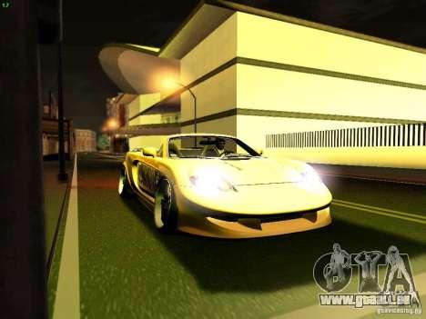 Toyota MR-S für GTA San Andreas Seitenansicht