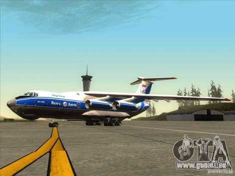 IL-76 m-Aeroflot für GTA San Andreas