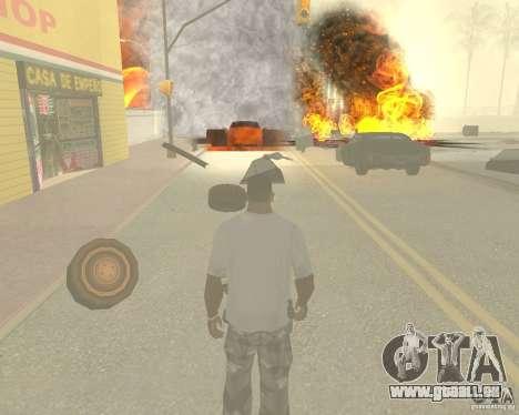 Tornade pour GTA San Andreas dixième écran