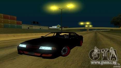 New elegy v1.0 pour GTA San Andreas