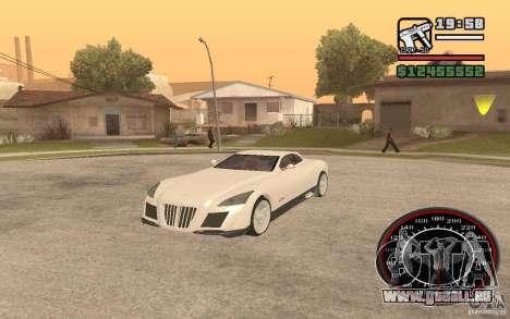 Maybach Exelero pour GTA San Andreas