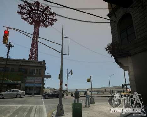 iCEnhancer 2.0 pour GTA 4 sixième écran