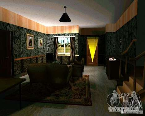 Neue Startseite CJ v2. 0 für GTA San Andreas