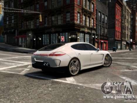 Gemballa Mistrale Concept 2011 für GTA 4 linke Ansicht